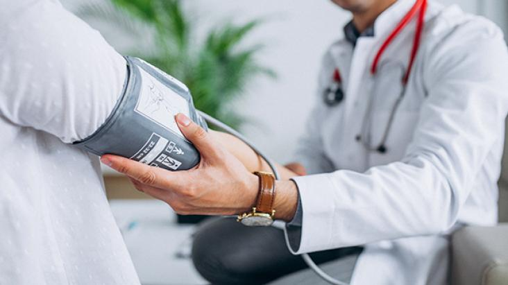 High Blood Pressure and ED – What's the Connection?